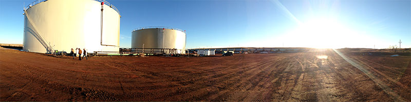 Global Basin Beulah Terminal